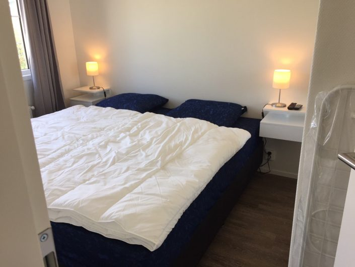 "Slaapkamer van Chalet ""private moments"""